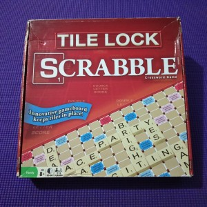 Jual Board Scrabble Tile Lock