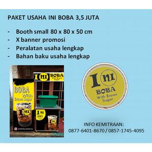 Jual Peluang Usaha Minuman Boba Cepat Balik Modal Jakarta Timur Kemitraan Usaha Tokopedia