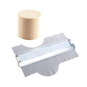 150mm 6Inch Wall Contour Duplication Gauge Tiling Laminate Tiles Woodworking Tools