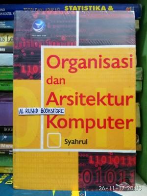 Jual Buku Original Organisasi Dan Arsitektur Komputer Syahrul Kota Tangerang Selatan Gudabag Tokopedia