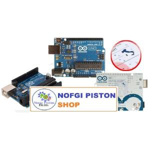 Kit Microcontroller Card /& USB Cable for Electronics /& Robotics Based on ATmega328P MICROBOT Arduino Uno R3 Development Board