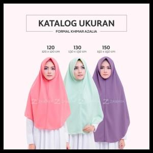Jual Segiempat Instan Azalia Hijab Syari Daily Khimar Malaysia Segiempat Jakarta Pusat Ghaussa Tokopedia