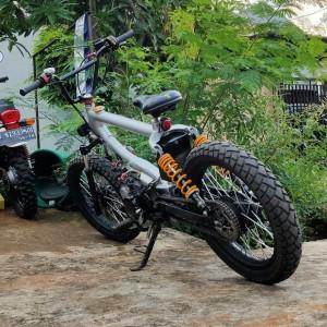 Jual Modifikasi Motor Bmx Cub Honda Supra Kota Tangerang Cipta Selaras Tokopedia