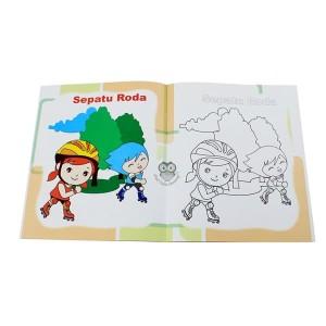 Jual Buku Mewarnai Berhitung Kiky Jakarta Pusat Cepata Store Tokopedia