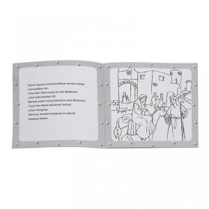 Jual Termurah Buku Rohani Anak Mewarnai Yesus Lahir Jakarta Pusat Store Tasya Tokopedia