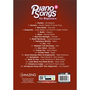 Jual Paket Piano Songs For Beginners Vol 1 10 Kab Sleman Amazing Yogyakarta Tokopedia
