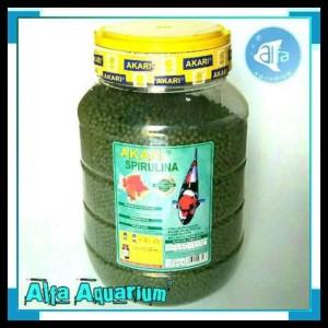 Jual Banting Harga Makanan Vitamin Hewan 4325 Akari Spirulina