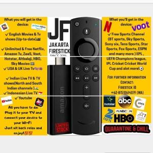 Jual Amazon Firestick Bisa Pakai Indihome Amazon Prime Hd 4k Fire Stick Jakarta Utara Jakartafirestick Tokopedia