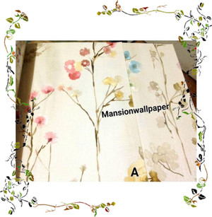 Jual Dijual Wallpaper Dinding Bunga Sakura Autumn Diskon Jakarta Barat Dwiki Aldana Tokopedia