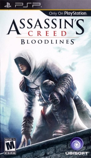 Jual Psp Game Rom Assassin S Creed Bloodlines Kab Purwakarta