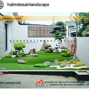 Jual Jasa Desain Taman 3D Greenhalimdecoration Digital Landscape Studio -  Jakarta Pusat - Green Halim Decoration | Tokopedia