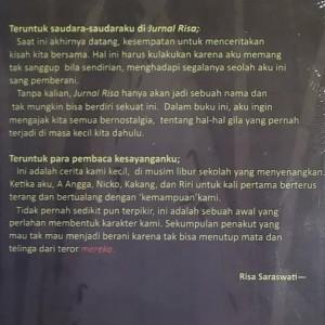 Jual Jurnal Risa Teror Liburan Sekolah Risa Saraswati Kota Surabaya Hadie Bookstore Tokopedia
