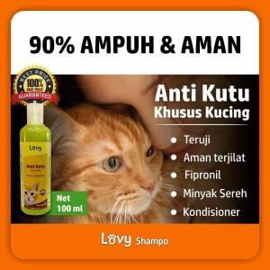 Jual Shampo Shampoo Anti Kutu Lice Kucing Shampo Lovy Kota Surabaya Lovy Petshop Tokopedia