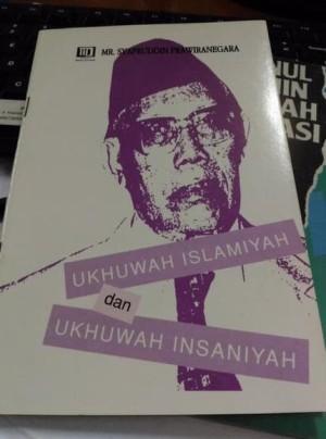 Jual Promo Ukhuwah Islamiyah Dan Ukhuwah Insaniyah - Jakarta Barat -  VICTORY STORE12 | Tokopedia