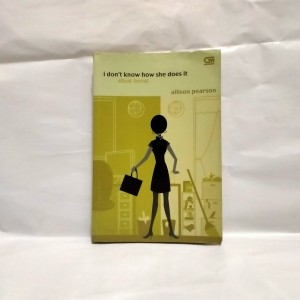 Jual Novel I Don T Know How She Does It Sibukberat By Allison Pearson Jakarta Selatan Nasyabookstor Tokopedia