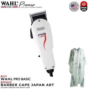 WAHL Pro Basic Clipper - Guarantee 100% Original db071d29fe
