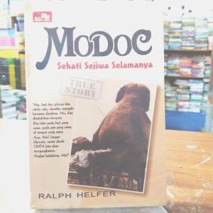 Jual Modoc Sehati Sejiwa Selamanya Ralph Helfer Kota Surabaya Hellton Tokopedia