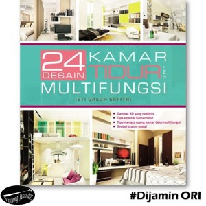 Jual Griya Kreasi Buku 24 Desain Kamar Tidur 3 In 1 Multifungsi Jakarta Pusat Waroeng Juandos Tokopedia