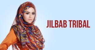 Jilbab Tribal