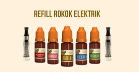 Refill Rokok Elektrik