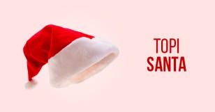 Topi Santa