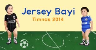 Jersey Bayi Timnas 2014