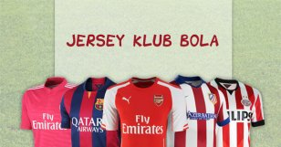 Jersey Klub Bola