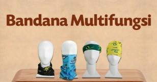 Bandana Multifungsi