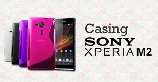 Casing Sony Xperia M2