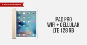 iPad Pro Wi-Fi + Cellular LTE 128 GB