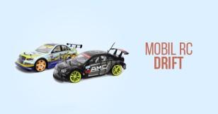 Mobil RC Drift