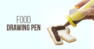 Food Drawing Pen