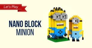 Nano Block Minion