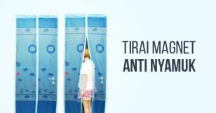 Tirai Magnet Anti Nyamuk