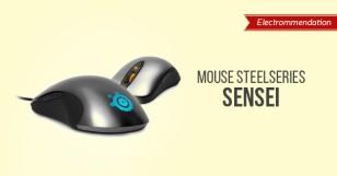 Mouse Steelseries SENSEI