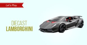 Diecast Lamborghini