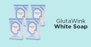 Gluta Pure Soap by Wink White