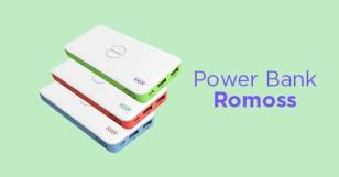 Power Bank Romoss