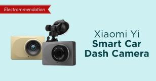 Xiaomi Yi Smart Car Dash Camera
