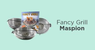 Fancy Grill Maspion