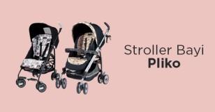 Stroller Bayi Pliko