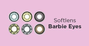Softlens Barbie Eyes