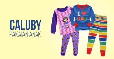 Caluby Pakaian Anak