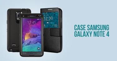 Case Samsung Galaxy Note 4 Bogor