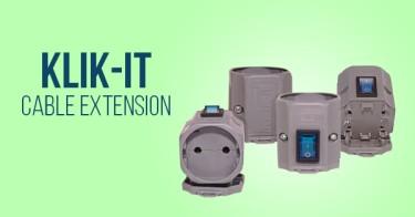 Klik-It Cable Extension