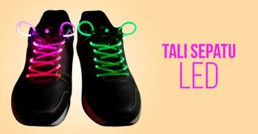 Tali Sepatu LED