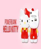 Power Bank Hello Kitty