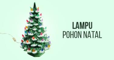 Lampu Pohon Natal