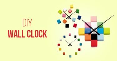 DIY Wall Clock Kabupaten Bandung