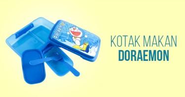 Kotak Makan Doraemon